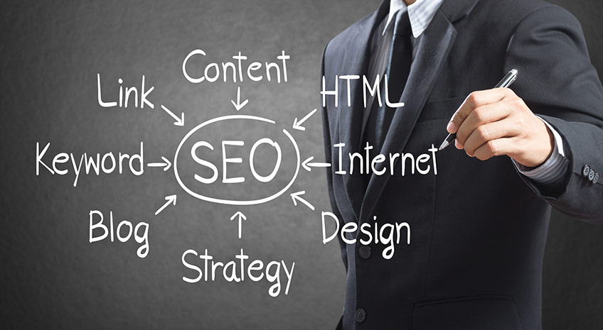 Designing a Website With Seo In Mind